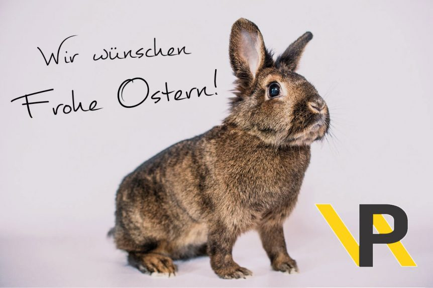 Frohe Ostern 2020 Pfening GmbH